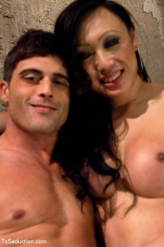 Ball Torture And Real BTS Banging With A Classic Tgirl Seduction Set Up
