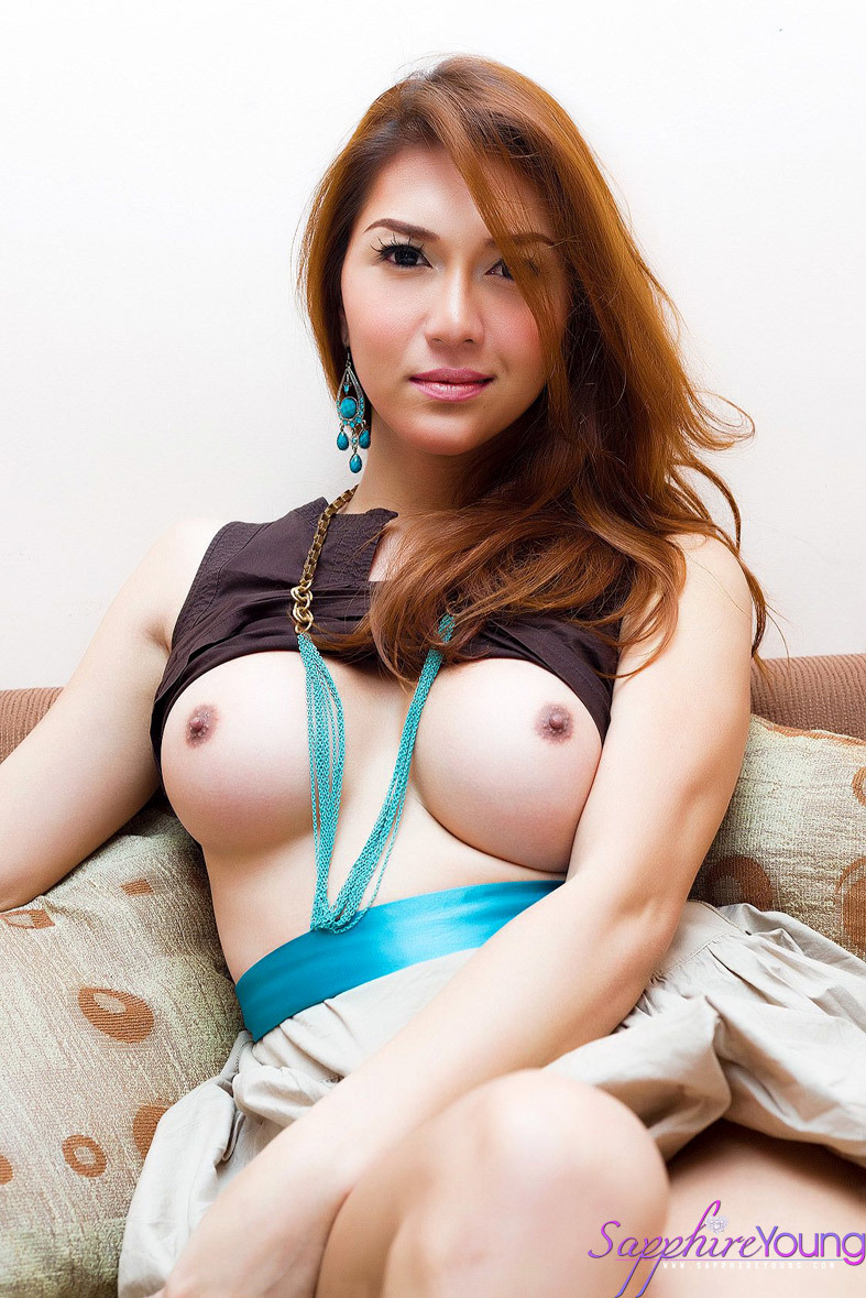 Beautiful Young Transexual With A Very Raw Penis And Cute Breasts