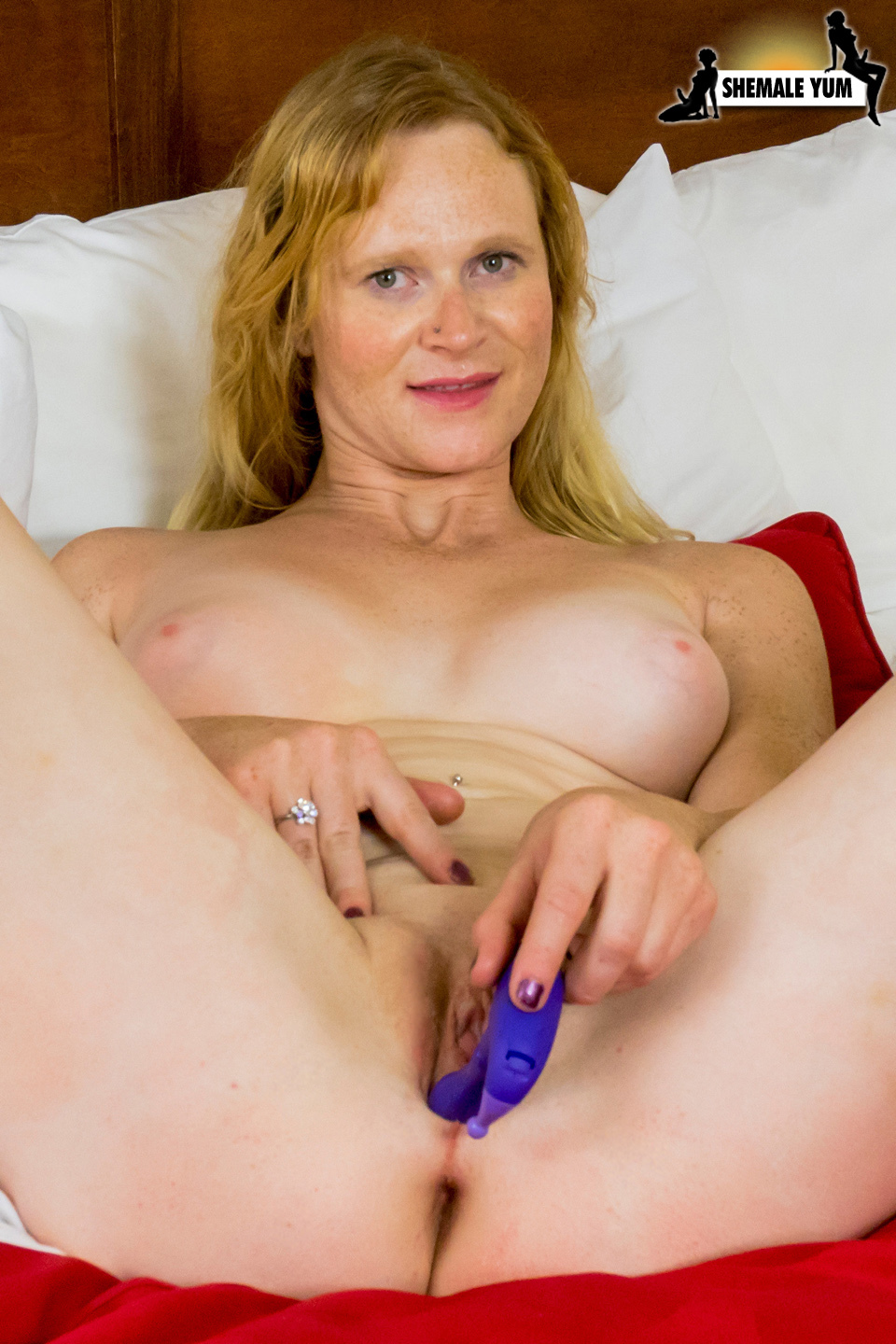 Courtney Stone Fuck's Her Post Op Pussy!