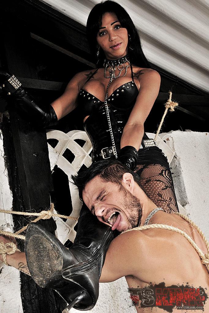 Kinky Hardcore Fetish Ladyboy Sex