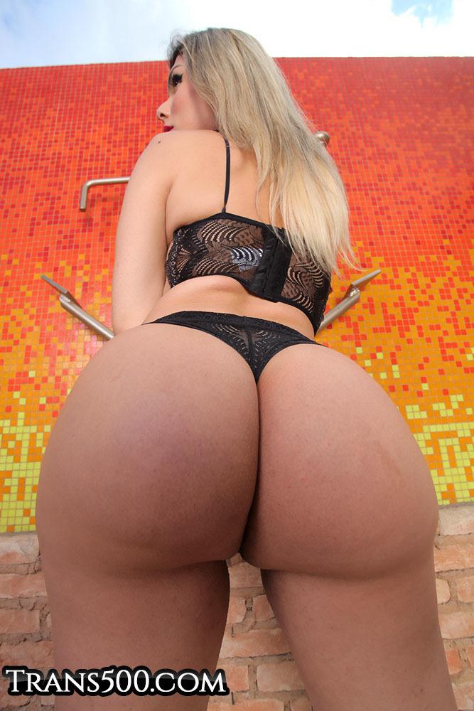 Lorena De Castro Leorena S Massive Booty Nailing