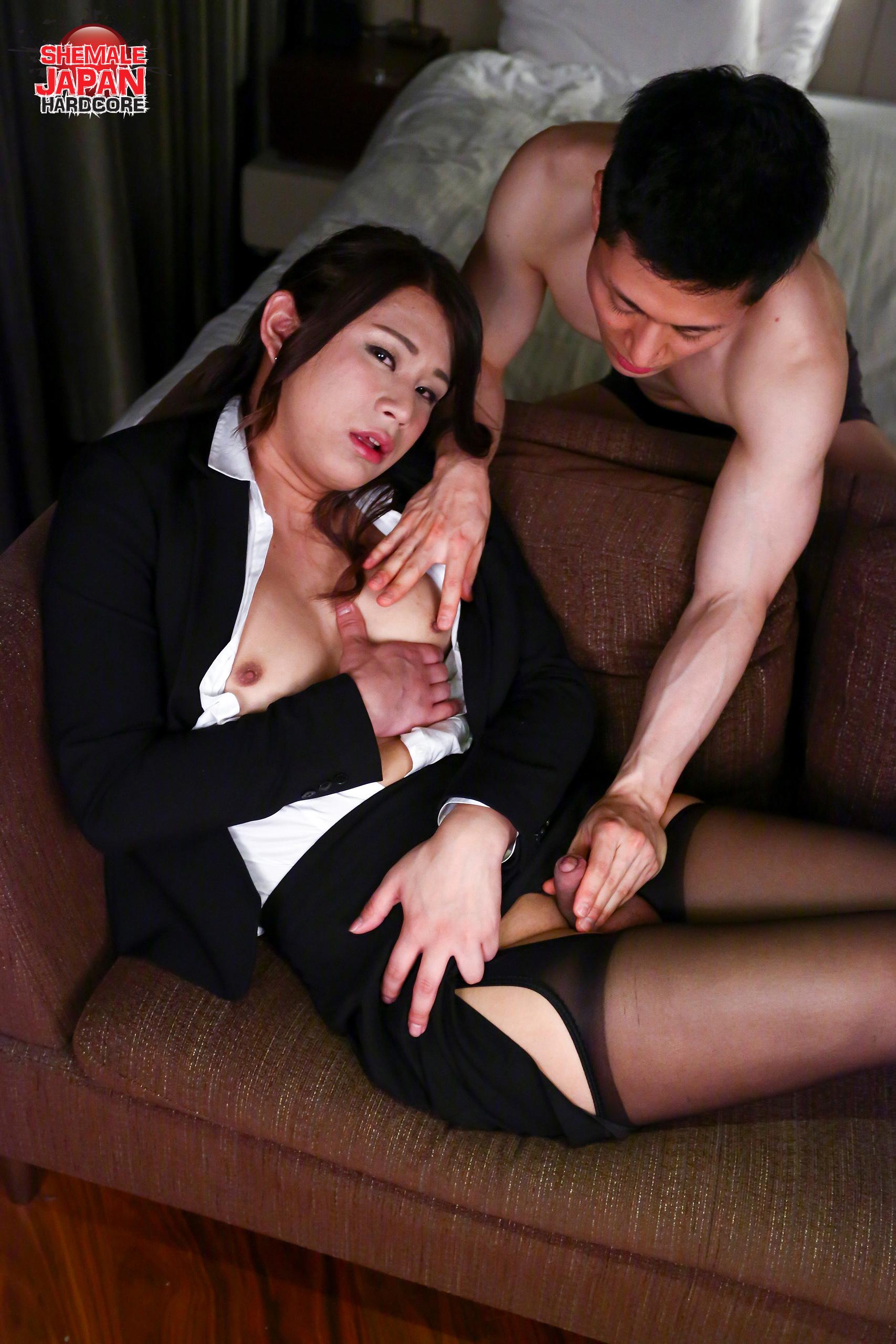 Makoto Nanese Desires Raw Dick!