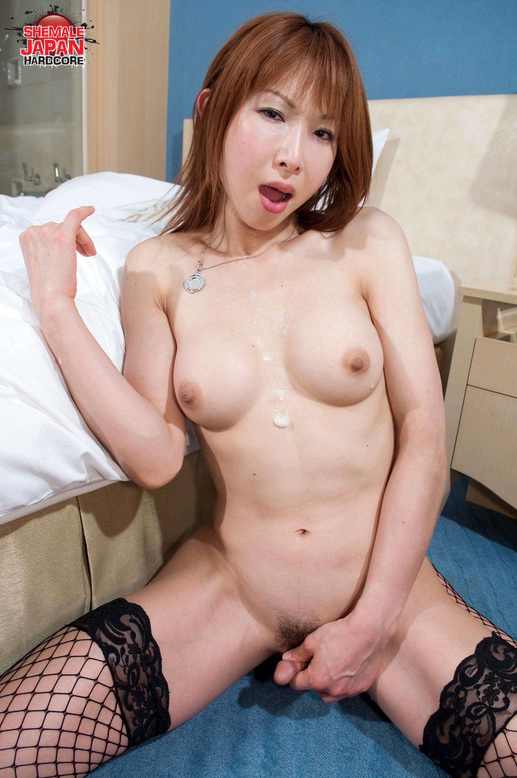 miki mizuasa desires raw fucking ladyboy shemale femboy
