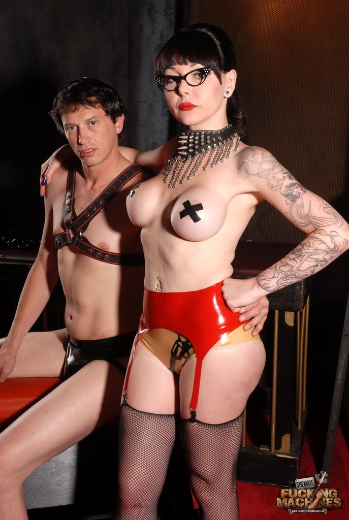 Mistress Danielle Plays With A Man