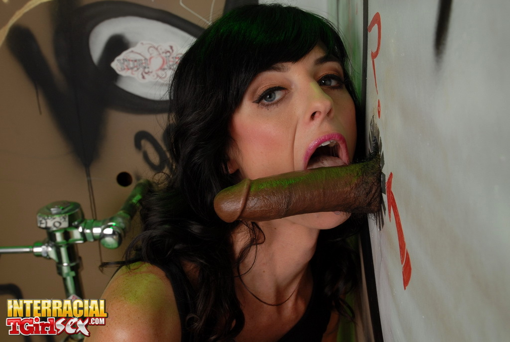 Nasty Mandy Mitchell Exploring The Glory Hole