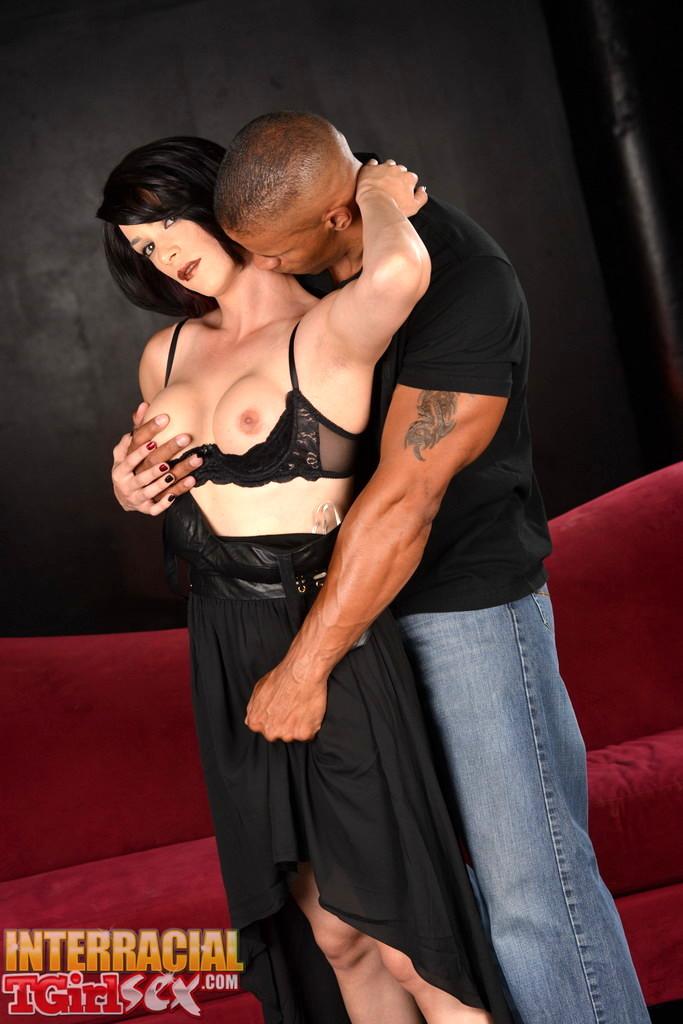 Seductive Nina Rides A Enormous Black Dick