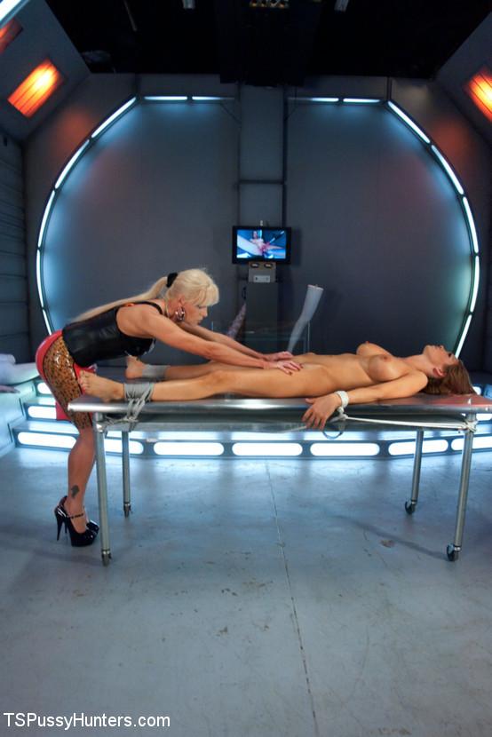 Sexy, Sexy, Sexiness: Rain De Grey Cloned By Flirtatious Femboy Joanna Jet
