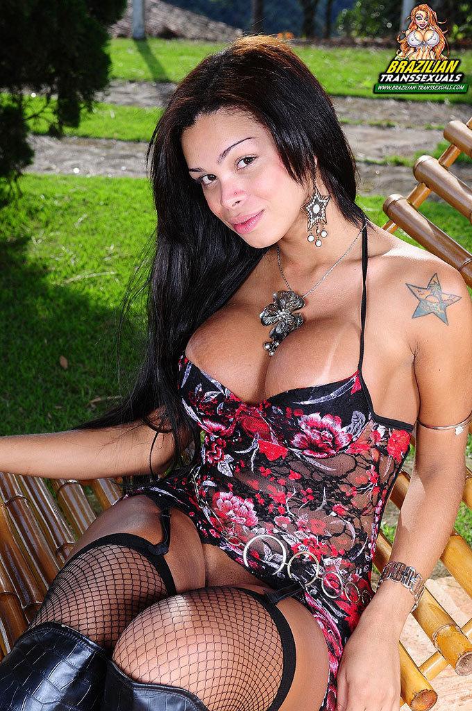 Smoking Seductive Brazilian Femboy Babe!