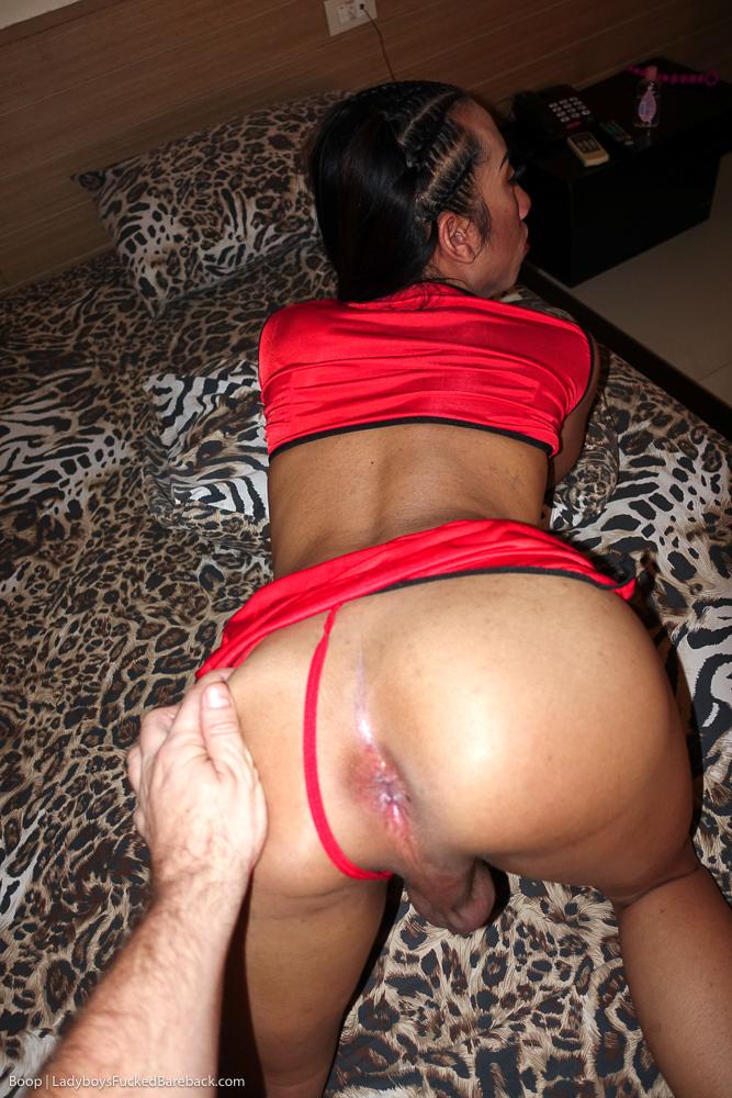 Miniskirt Ass-Hole Lick And Gooey Sperm