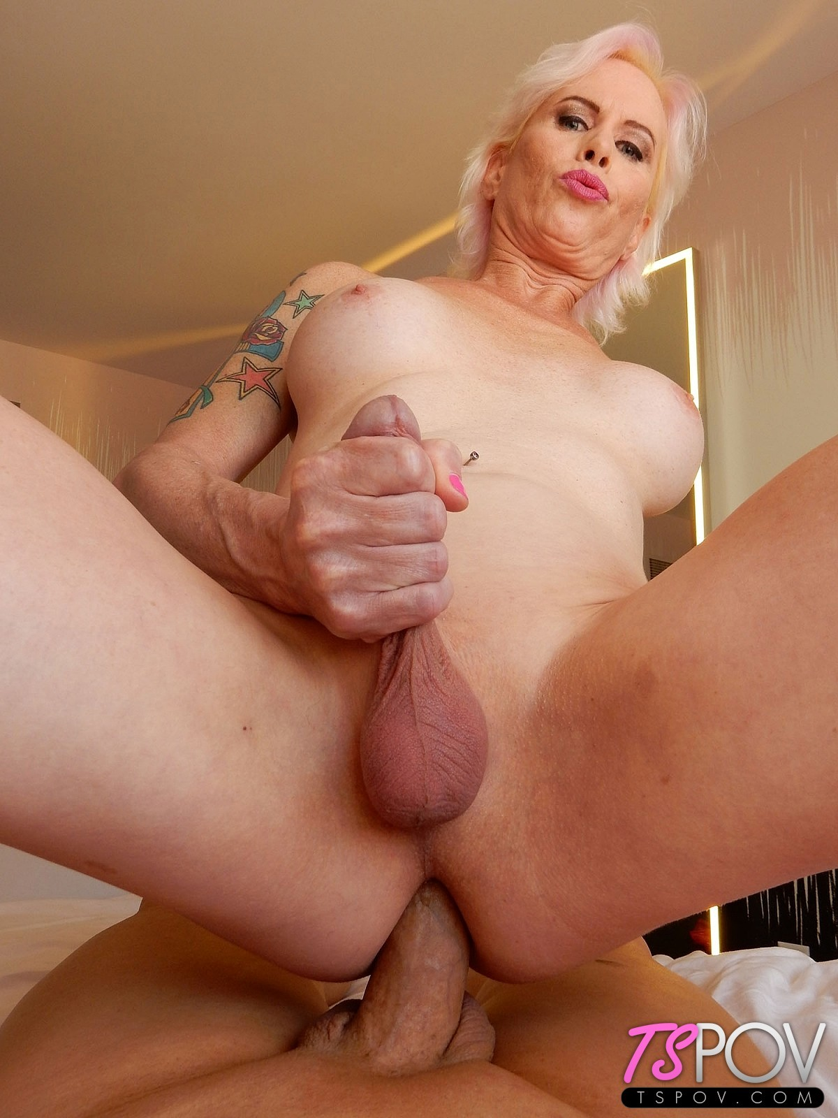 Nadia Vixen Is A Tall, Starved TS Girl That Desires Playing With